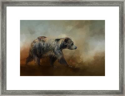 The Long Walk Home Framed Print by Jai Johnson