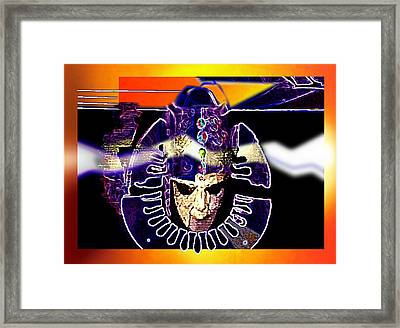 The  Lost   Dreams  Of  Atlantis Framed Print by Hartmut Jager