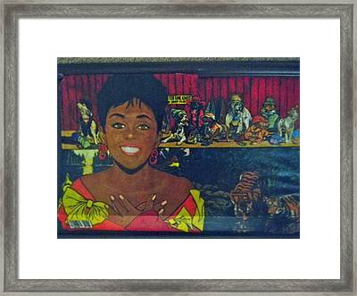 The Love Always Club Framed Print by Anthony  Adams