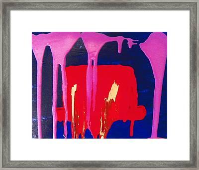 The Mad Hatter Framed Print by Lenore Senior