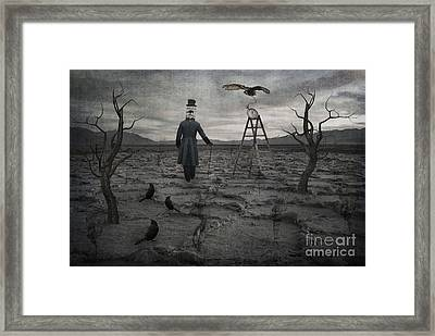 The Magician Framed Print by Juli Scalzi