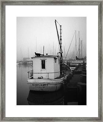 The Margaret Framed Print by Skip Willits