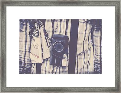 The Media Framed Print by Jorgo Photography - Wall Art Gallery
