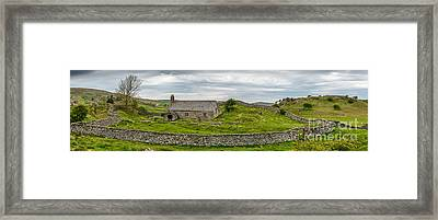 The Mens Chapel Framed Print by Adrian Evans