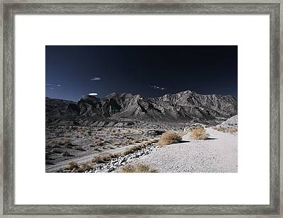 The Mood I'm In Framed Print by Laurie Search