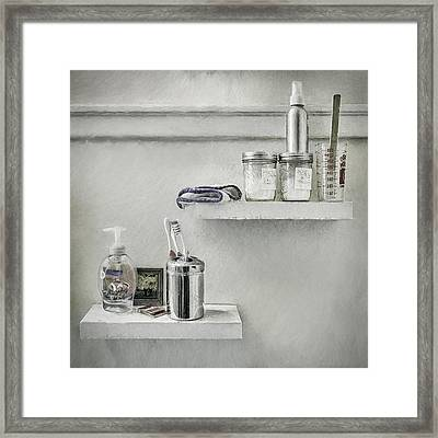 The Mundane Framed Print by Scott Norris