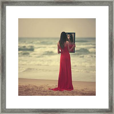 The Narcissus Framed Print by Anka Zhuravleva