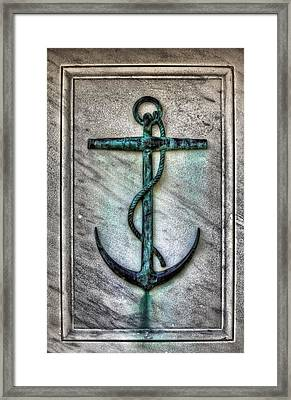 The Naval Academy  Framed Print by JC Findley