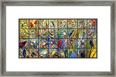 The Neverending Story Set 32a Framed Print by Jennifer Lommers