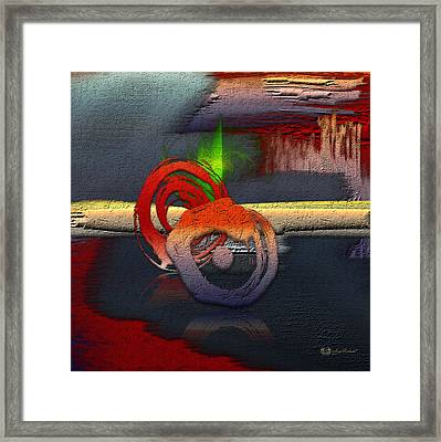 The Night Is Young... Framed Print by Serge Averbukh
