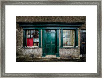 The Old Post Office Framed Print by Adrian Evans