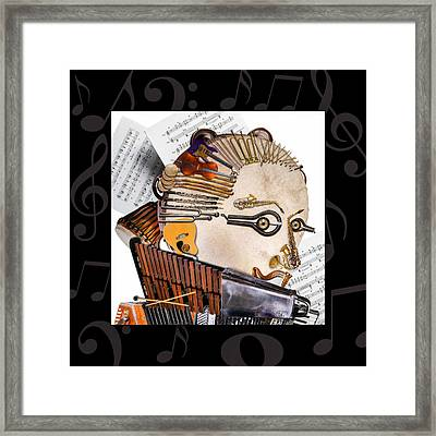The Orchestra Framed Print by Alessandro Della Pietra