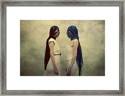 The Orphans Framed Print by Pawel Piatek