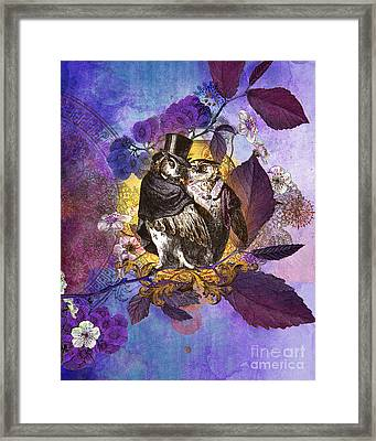 The Owlsleys Framed Print by Aimee Stewart