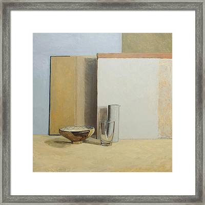 The Peruvian Bowl  Framed Print by William Packer