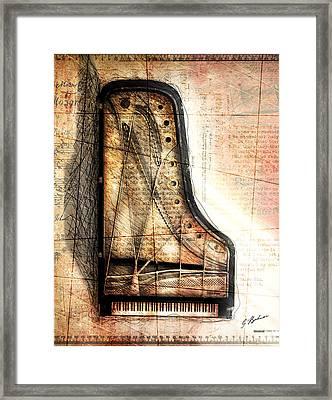 Prelude To Dawn Framed Print by Gary Bodnar