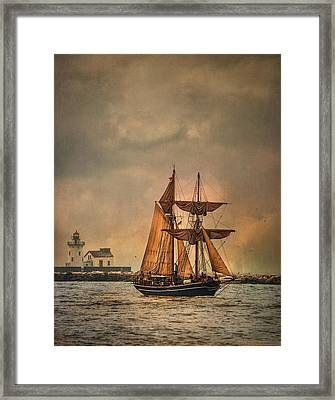 The Playfair Framed Print by Dale Kincaid