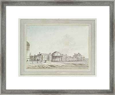 The Prince Of Wales Pavilion Framed Print by British Library