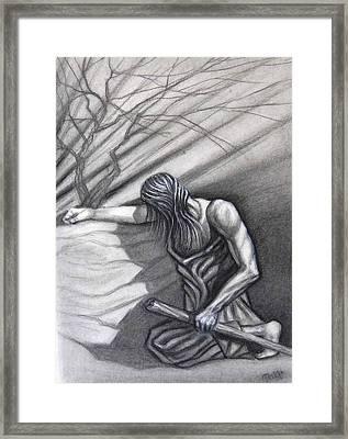 The Prodigal Son Framed Print by Raffi  Jacobian
