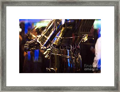 The Real C3po Framed Print by Micah May