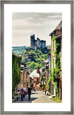Framed Print featuring the photograph The Real Taste Of France by Thierry Bouriat