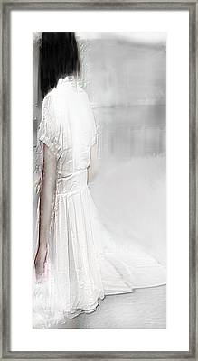 The Recluse Framed Print by Ruth Clotworthy