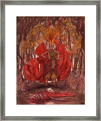 The Reconciliation Framed Print by Ethan Harris