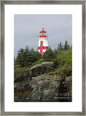 The Sailor's Signpost Framed Print by Christiane Schulze Art And Photography