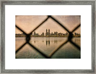 The San Remo Framed Print by Joann Vitali