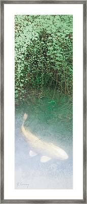 The Sanctuary Framed Print by Robert Conway
