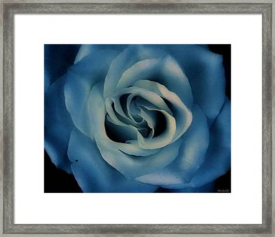 The Scent Of Your Soul Framed Print by Marija Djedovic