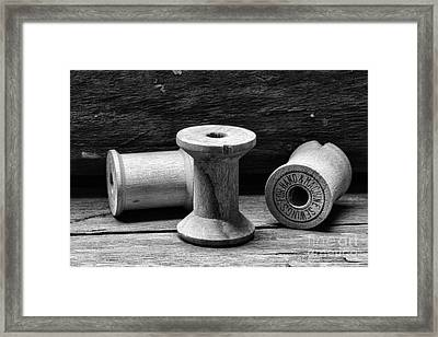 The Sewing Club Framed Print by Paul Ward