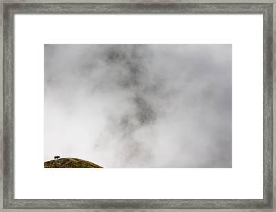 The Silence Framed Print by Konstantin Dikovsky
