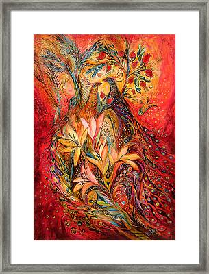 The Sirocco Framed Print by Elena Kotliarker