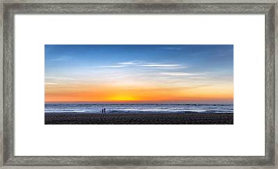 Framed Print featuring the photograph The Sky As The Only Limit by Thierry Bouriat