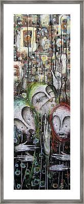 The Sons Framed Print by Mark M  Mellon