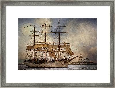 The Sorlandet Framed Print by Dale Kincaid