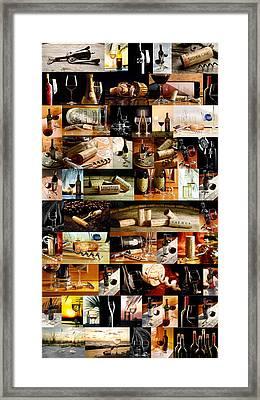 The Spice Of Life Framed Print by Jon Neidert