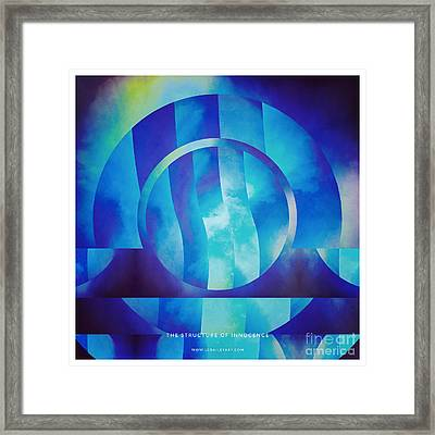 The Structure Of Innocence Framed Print by Lonnie Christopher