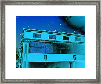 The Third Window Framed Print by Wendy J St Christopher