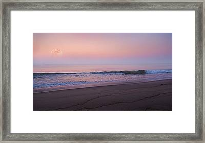 The Tide Keeper Framed Print by Bill Wakeley