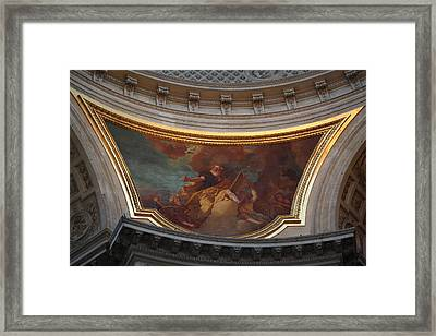 The Tombs At Les Invalides - Paris France - 011331 Framed Print by DC Photographer