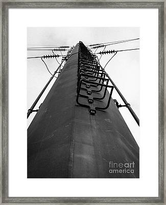 The Tower Framed Print by Edward Fielding