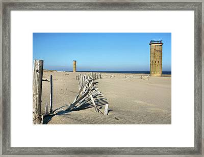 The Towers Framed Print by JC Findley