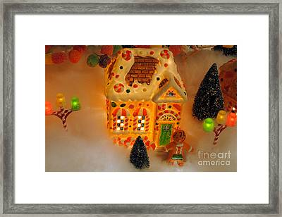 The Toy Store Framed Print by Skip Willits