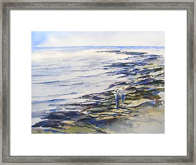 The Treasure Seekers Framed Print by William Beaupre