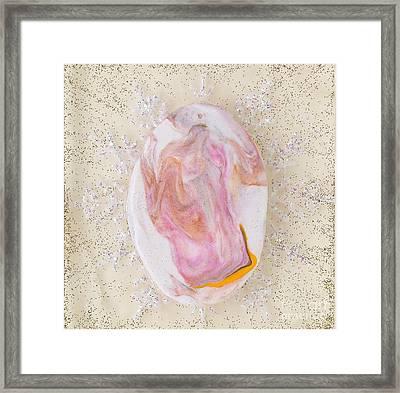 The Two Goddesses Framed Print by Heidi Sieber