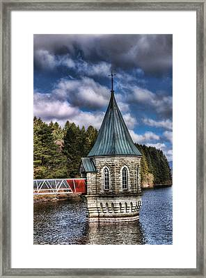 The Valve Tower Framed Print by Steve Purnell