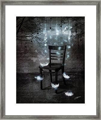 The Waiting Room Framed Print by Gary Bodnar