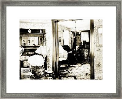 The Walkley Men Framed Print by Jan Faul